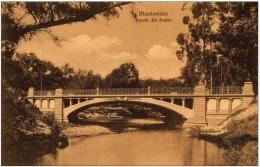 Montevideo - Puente Del Prado - Uruguay ( 2 Scans ) - Uruguay
