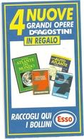 ESSO-RACCOGLITORE  BOLLINI   1994 - Cars