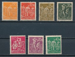 °°° GERMANY TERZO REICH - Y&T N°146/72/77/79/80/201/41 - 1922/1923 MNH °°° - Allemagne
