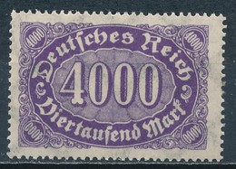 °°° GERMANY TERZO REICH - Y&T N°190 - 1922 MNH °°° - Allemagne