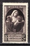 FRANCE 1940 -  Y.T. N° 465 - NEUF** /9 - Neufs