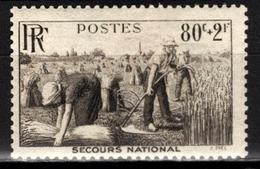 FRANCE 1940 -  Y.T. N° 466 - NEUF** /8 - Neufs