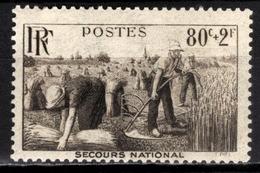 FRANCE 1940 -  Y.T. N° 466 - NEUF** /9 - Neufs