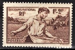 FRANCE 1940 -  Y.T. N° 467 - NEUF** /3 - Neufs