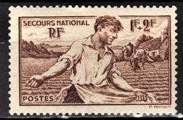 FRANCE 1940 -  Y.T. N° 467 - NEUF** /9 - Neufs