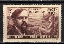 FRANCE 1940 - Y.T. N° 462 - NEUF** /2 - Neufs