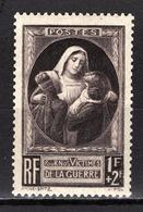 FRANCE 1940 -  Y.T. N° 465 - NEUF** - Neufs