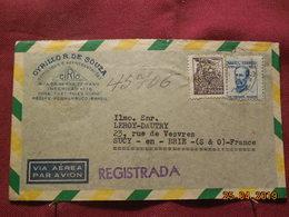Lettre De 1948 à Destination De Sucy En Brie - Lettres & Documents
