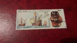 1989 Le Carabellas De Colomb - Vietnam