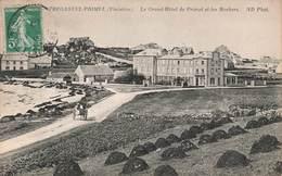 29 Tregastel Primel Le Grand Hotel De Primel Et Les Rochers - Primel