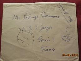 Lettre De 1958 à Destination De Paris - Libanon