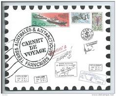 TAAF 1999 Poste  Cat Yt    N° 248/259 ** (Carnet C248) Neuf MNH Superbe - Booklets