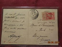 Carte De 1910  Avec Cachet Paquebots Belges - Belgique