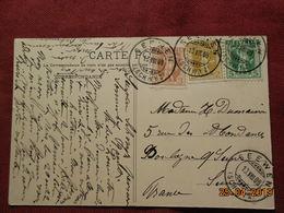 Carte De 1908  à Destination De Boulogne/Seine - Briefe U. Dokumente