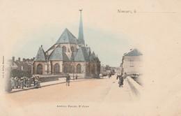 77 - NEMOURS - Abside Eglise Saint Jean - Nemours