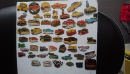 Lot Pin's Voitures Américaines (51) - Badges