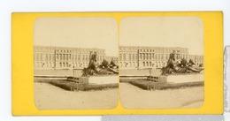 STEREO France Versailles Château Bassin De Neptune - Stereoscopic