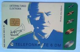 O 358  Thomas Edison - Allemagne