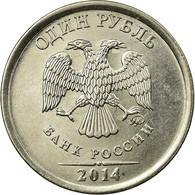 Monnaie, Russie, Rouble, 2014, Saint-Petersburg, TTB, Nickel Plated Steel - Russia