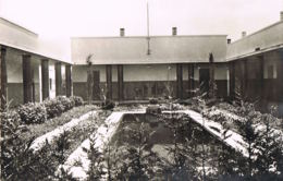 Oujda - Maroc- Lycée De Jeunes Filles -cpsm Voyagée 1949 -  Paypal Free - Maroc