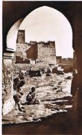 Maroc- Atlas - Une Kasbah Du Sud - Cpsm  - Voyaée Avec 2 Timbres  Scans Recto Verso-  -  Paypal Free - Maroc