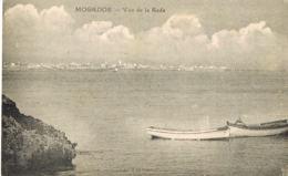 Mogador - Maroc- Vue De La Rade -  Cpa  - Paypal Sans Frais - Maroc