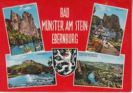 Bad Münster Am Stein Ak140583 - Bad Muenster A. Stein - Ebernburg