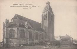 77 - MESNIL AMELOT - L'Eglise Classé Monument Historique XVIe Siècle - France