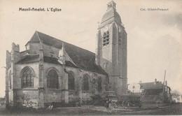 77 - MESNIL AMELOT - L'Eglise - France