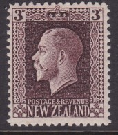New Zealand 1933 P.14 SG 433 Mint Hinged - Unused Stamps