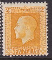 New Zealand 1915 P.14x14.5 SG 418a Mint Hinged - Unused Stamps