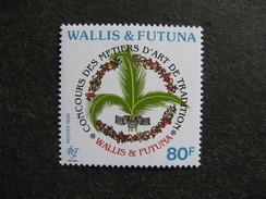 Wallis Et Futuna: TB N° 462,  Neuf XX . - Neufs