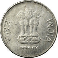 Monnaie, INDIA-REPUBLIC, 2 Rupees, 2014, TTB, Stainless Steel - Inde