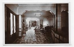 (RECTO / VERSO) LOURDES - GRAND HOTEL BELLEVUE - LE RESTAURANT - FORMAT CPA NON VOYAGEE - Lourdes