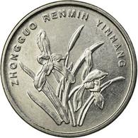 Monnaie, CHINA, PEOPLE'S REPUBLIC, Jiao, 2005, TB+, Stainless Steel, KM:1210b - Chine