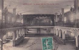 LUNEVILLE                       La Grande Salle Des Fetes - Luneville