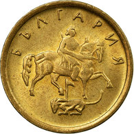 Monnaie, Bulgarie, Stotinka, 2000, TTB, Brass Plated Steel, KM:237a - Bulgarie