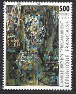 FRANCE 2493 Oeuvre De Camille Bryen Précambrien . - France
