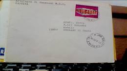 CASCINA PISA DITTA LEGNO ARTELEGNO  DI MANESCHI  BUSTA 50 LIRE EUROPA CEPT VB1969 HB9273 - Pisa