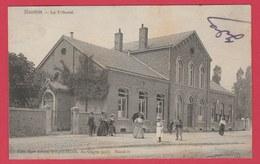 Nandrin - Le Tribunal ... Belle Animation - 1907 ( Voir Verso ) - Nandrin