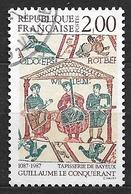 FRANCE 2492 Guillaume Le Conquérant Tapisserie De Bayeux. - France