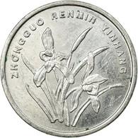 Monnaie, CHINA, PEOPLE'S REPUBLIC, Jiao, 2000, TB+, Aluminium, KM:1210 - Chine