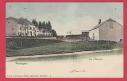 Rossignol - La Civanne ... Carte Colorisée - 1906 ( Voir Verso ) - Tintigny