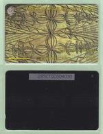 "Tonga - 1995 Second Issue - Textures - $20 Brown  - TON-6c - ""285CTGC"" - VFU - Tonga"