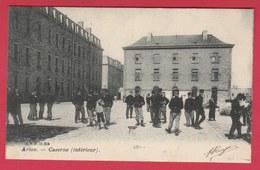Arlon - Caserne ( Intérieur ) - 1905 ( Voir Verso ) - Arlon