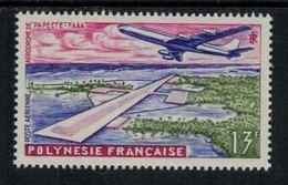 Polynésie Française // Poste Aérienne // 1960 Inauguration De L'Aéroport De Faaa Timbres Neufs** MNH Y&T No.5 - Neufs