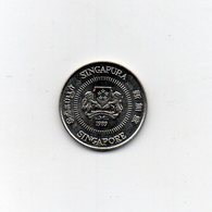 Singapore - 1989 - 10 Cent. - Vedi Foto - (MW2242) - Singapore