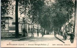 45 MONTARGIS - Avenue Georges Pallain - Montargis