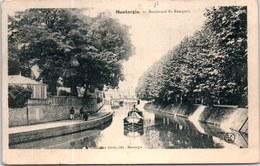 45 MONTARGIS - Boulevard Du Rempart. - Montargis