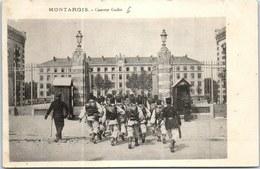45 MONTARGIS - Entrée De La Caserne Gudin. - Montargis